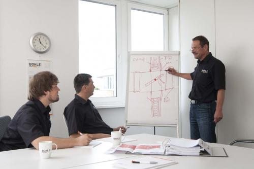 Training and further education at Bohle | Bohle Group