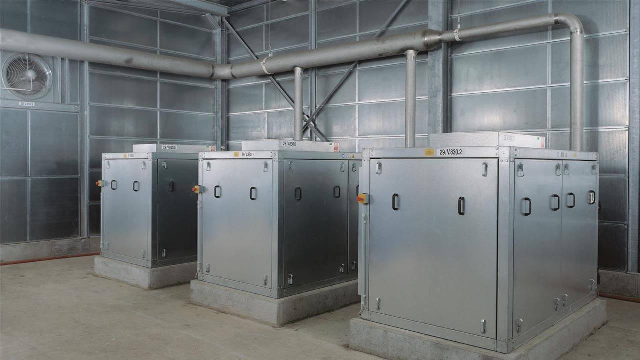 Schallschutzhauben der Bohle Isoliertechnik GmbH im Einsatz bei der Südzucker AG