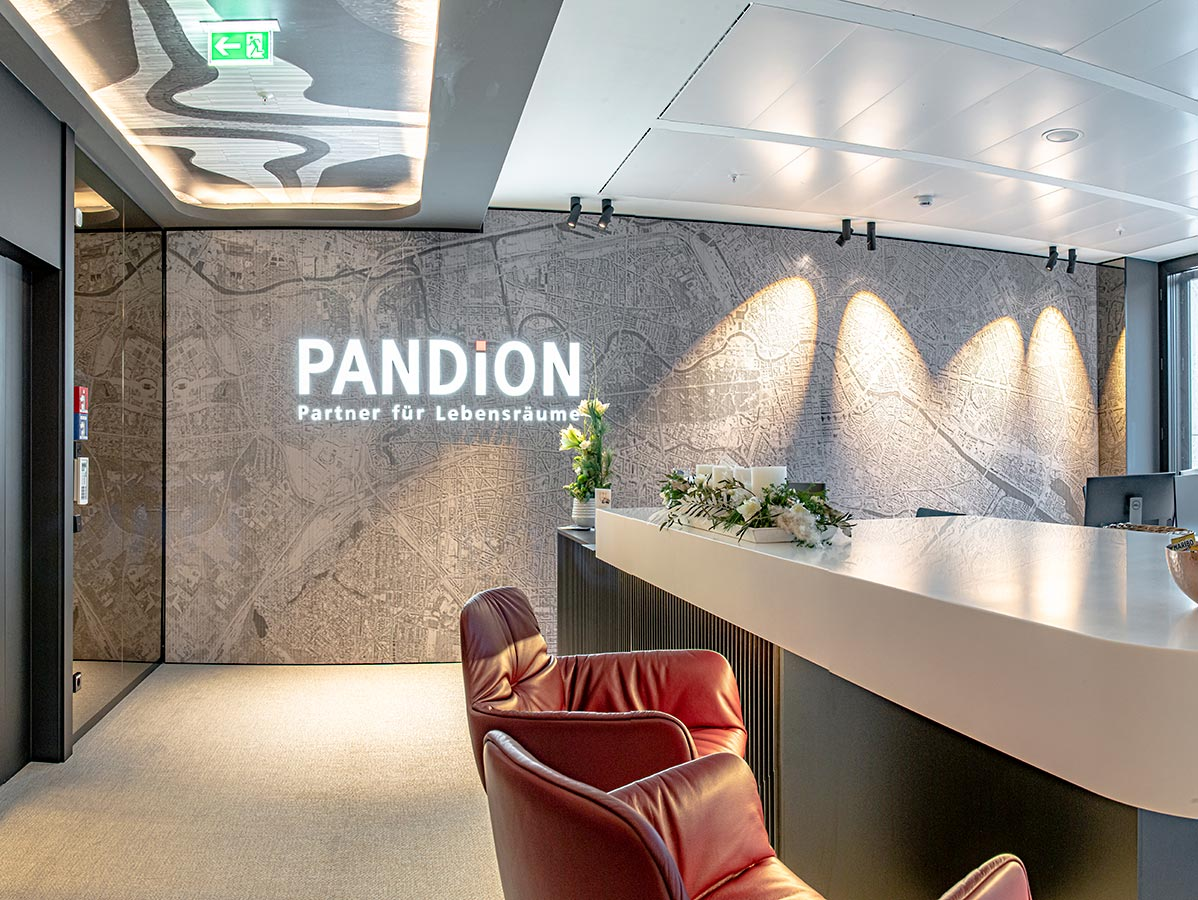 Pandion Berlin - Partner For Living Spaces